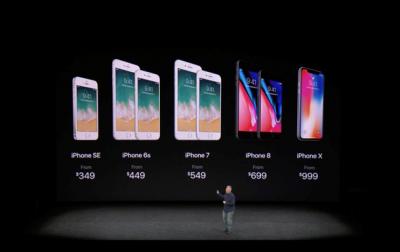 Названа официальная дата презентации новых моделей iPhone