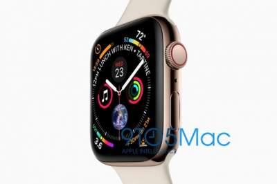 Apple готовит новую модель Apple Watch