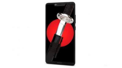 Sharp анонсировала новый смартфон для Европы