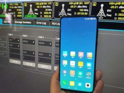 Xiaomi Mi Mix 3 может стать первым смартфоном с поддержкой 5G
