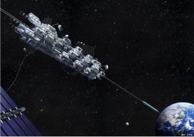Японские ученые испытают космический лифт