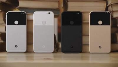 Названа дата презентации новых смартфонов Google Pixel