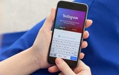 В работе Instagram произошел очередной сбой