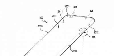 Samsung запатентовала необычный смартфон
