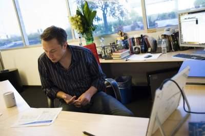 Илон Маск хочет создать сверхзвуковой электросамолет