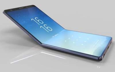 Появились новые подробности о гибком смартфоне Samsung