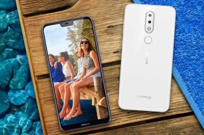 Nokia X7 расскеретили на официальном сайте