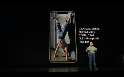 Еще больше: Apple представила два новый Iphone