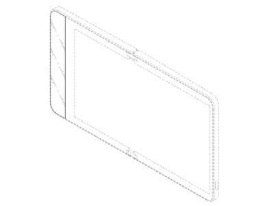 LG запатентовала складной смартфон