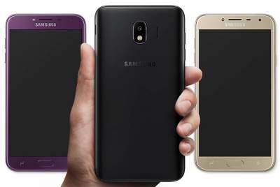 Раскрыты детали спецификации улучшенной версии Samsung Galaxy J4