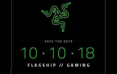 Названа дата анонса нового геймерского смартфона Razer