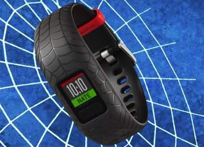 Marvel представила детский фитнес-браслет в стиле «Человека-паука»