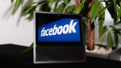 Facebook готовит устройство для видеосвязи