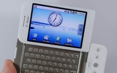 Первый в мире смартфон на Android празднует десятилетие