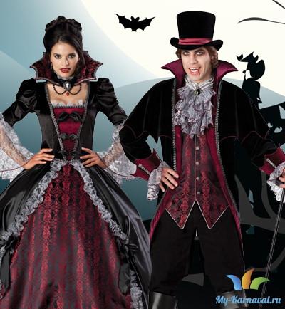 Где заказать костюм на Хэллоуин?