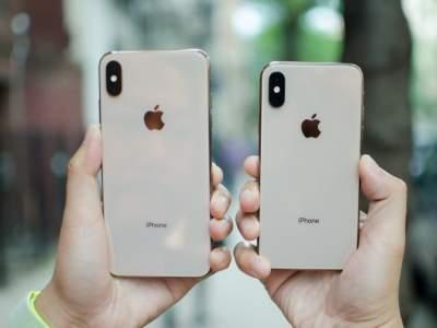 Названы лучшие аналоги iPhone XS Max