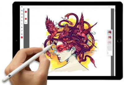 Adobe готовит Photoshop CC для iPad