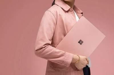 Ноутбук Microsoft Surface Laptop 2 будет доступен в розовом цвете