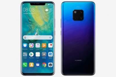 Huawei выпустила Mate 20Pro