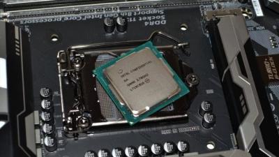 Intel выпустит 8-ядерный процессор для ноутбуков