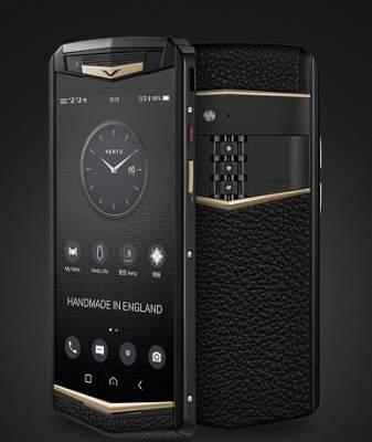 Vertu представила свой новый смартфон