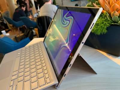 Samsung выпустила новый планшет-трансформер