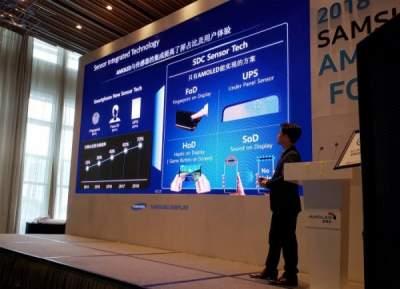 Samsung патентует уникальный смартфон