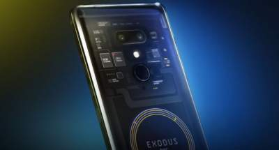 HTC показали первый блокчейн-смартфон