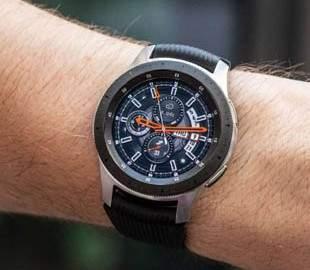 Samsung Galaxy Watch получают важное обновление