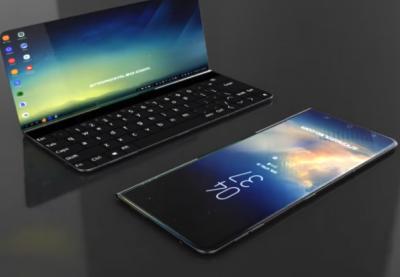 Samsung представит ноутбук с уникальным дисплеем