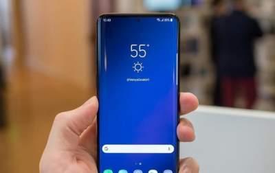 В Сети появился снимок Samsung Galaxy S10