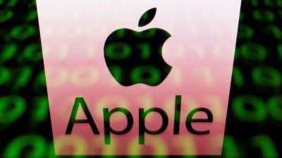 Акции Apple резко обрушились