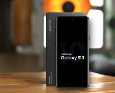 В Сети появился рендер флагмана Galaxy S10