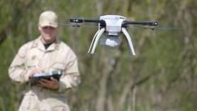 МВД будет использовать оборудование для борьбы с квадрокоптерами