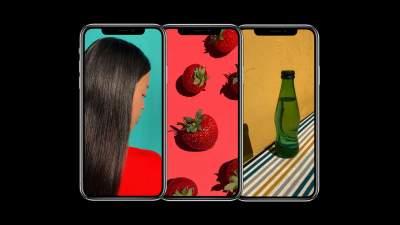 Apple обновит модуль дисплея iPhone X