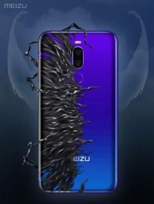 Meizu X8 получит уникальную версию