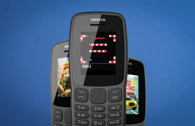 Представлен кнопочный Nokia 106