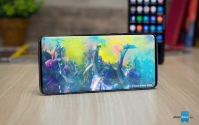 Флагман Samsung может получить революционную технологию дисплея