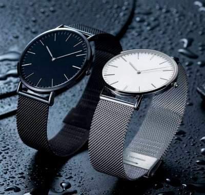 Xiaomi выпустила очень тонкие кварцевые часы