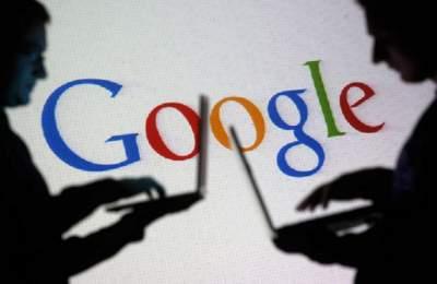 В Google произошел сбой
