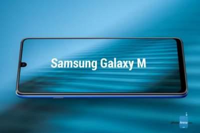 Samsung Galaxy M2 может стать первым смартфоном компании с вырезом