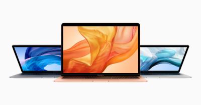 В Украине стартовали продажи MacBook Air