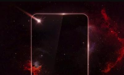 Huawei может выпустить абсолютно безрамочный смартфон