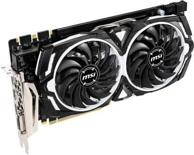 MSI представила собственный вариант видеокарты GeForce GTX 1060