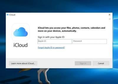 Apple устранила проблему совместимости iCloud с обновлением Windows 10