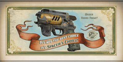 Создатели Fallout заинтриговали новой игрой