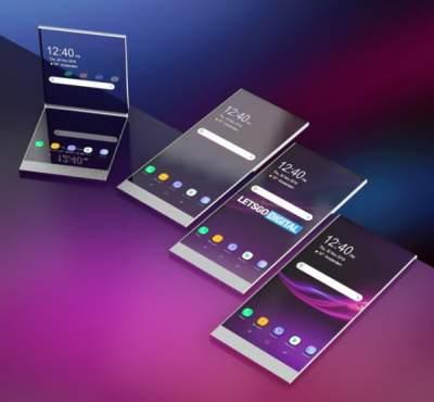 Sony изобрела прозрачный смартфон