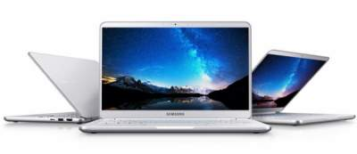 Samsung готовит уникальные дисплеи для ноутбуков