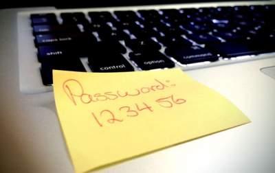 Названы самые ненадежные интернет-пароли 2018 года