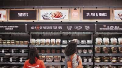 Amazon открыла первый автоматизированный магазин